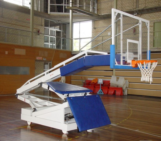 Canasta Baloncesto alta competición - Canastas - Baloncesto