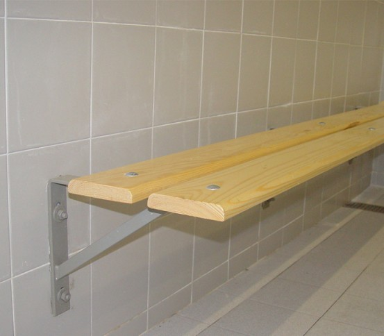 Changing rooms benches - Changing rooms - Other Equipment