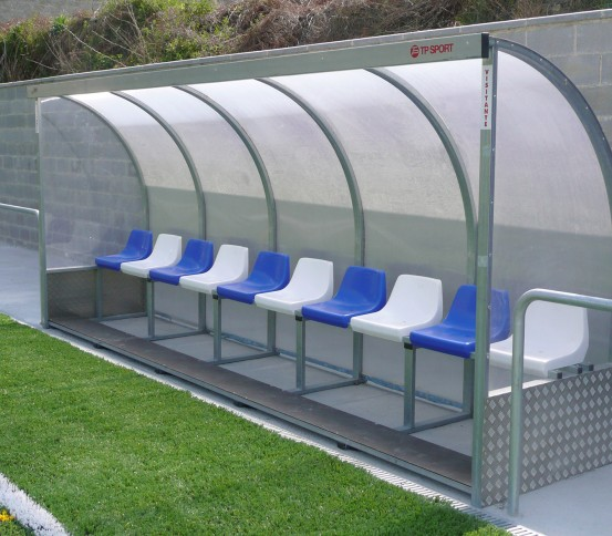 Football benches - Accessories - Football