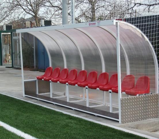 Banquillos de fútbol - Accesorios - Fútbol