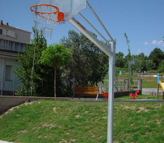 Canasta Baloncesto antivandálica - Canastas - Baloncesto