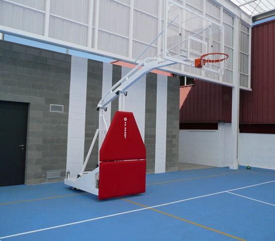 Canasta baloncesto de competición - Canastas - Baloncesto