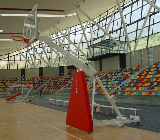 Portable and liftable Basketball goal - Basketball goals - Basket