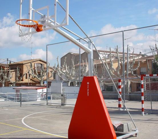 Canasta de baloncesto trasladable - Canastas - Baloncesto