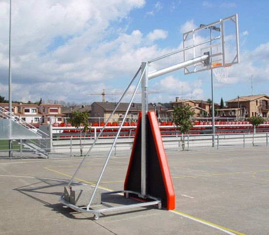 Portable Basketball goal - Basketball goals - Basket