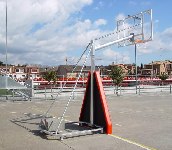 Canasta de baloncesto trasladable canastas baloncesto - Canasta de baloncesto ...