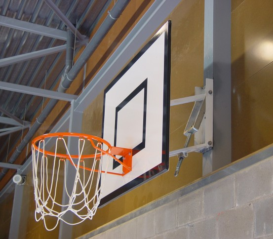 Canastas mini baloncesto mural - Mini Baloncesto - Baloncesto