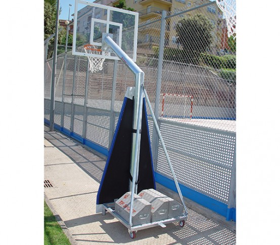 Canastas Mini baloncesto Trasladables - Mini Baloncesto - Baloncesto
