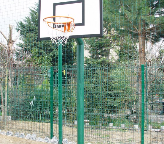 Fixed Mini basketball goal - Minibasket  - Basket