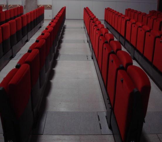 Carriles tribunas - Accesorios - Gradas y tribunas