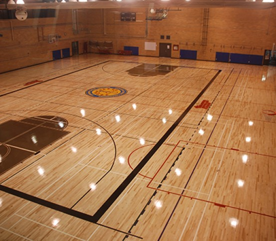Connor Sport - Sports floors - Flooring