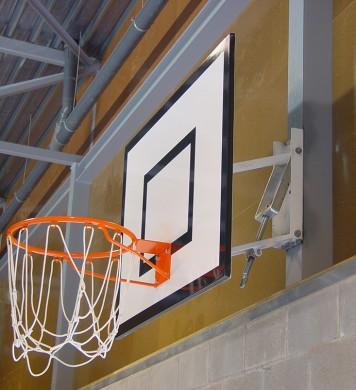 Canastas mini baloncesto mural