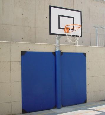 Canastas Mini baloncesto  Fijas