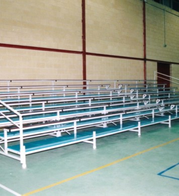 Removable tribunes GADES 110