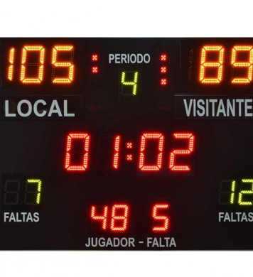 Multisport electronic Scoreboards