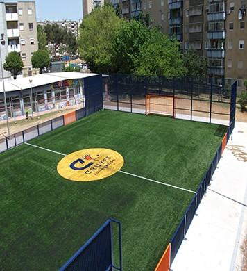 Cruyff court track