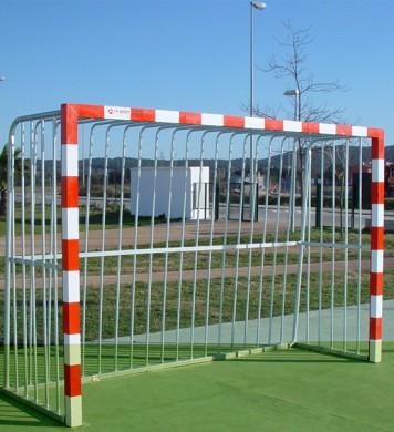 Porterías Antivandálicas balonmano-fútbol sala