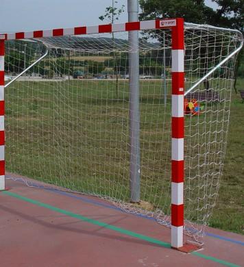 Porterías Fijas de balonmano-fútbol sala