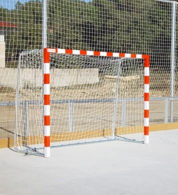 Porterías trasladables balonmano-fútbol sala
