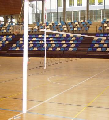 Postes Fijos de Voleibol