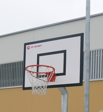 Mini basketball backboards