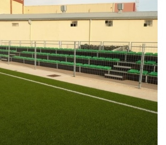 Removable tribunes GADES 120 - Removable tribune - Tribunes and Grandstands