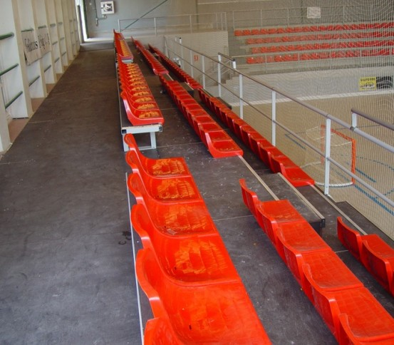 Fixed tribune GAFIJ  130 - Fixed tribunes - Tribunes and Grandstands