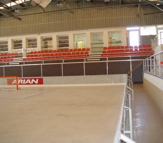 Grada fija GAFIJ 130 - Gradas Fijas - Gradas y tribunas