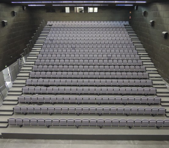 Retractable tribune GATEL 220 - Retractable tribunes - Tribunes and Grandstands