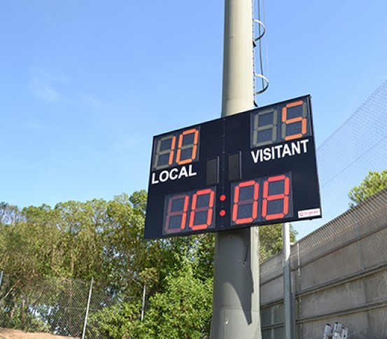 Electronic football scoreboard  - Scoreboard - Other Equipment