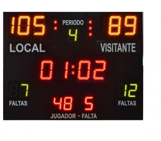 Multisport electronic Scoreboards - Scoreboard - Other Equipment