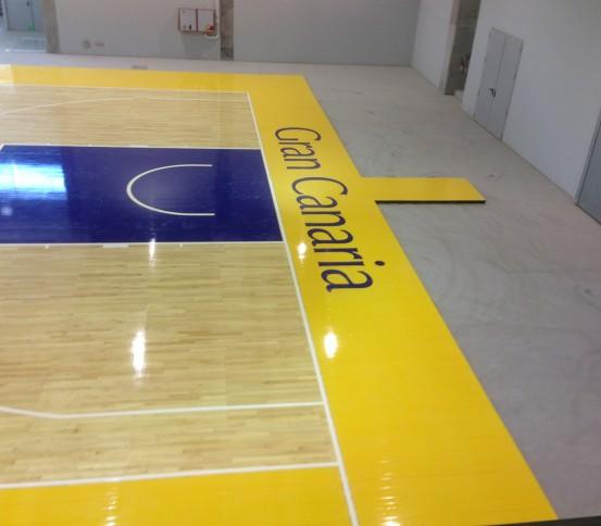 Wood sport floor - Sports floors - Flooring
