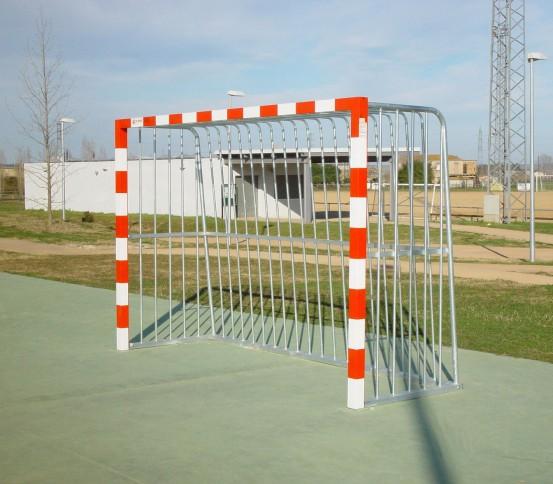Porterías Antivandálicas balonmano-fútbol sala - Porterías - Fútbol sala y Balonmano