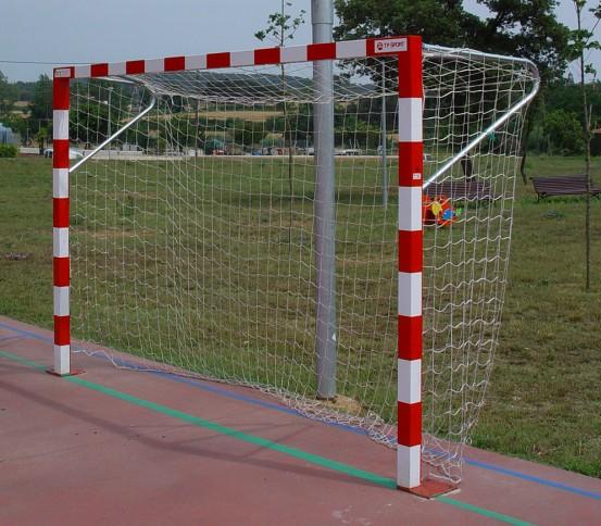 Porterías Fijas de balonmano-fútbol sala - Porterías - Fútbol sala y Balonmano
