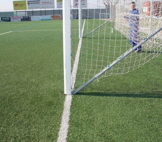 Porterías Fijas de fútbol - Porterías de fútbol - Fútbol