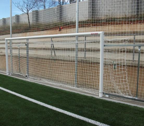 Porterías fútbol- 7 Abatibles - Fútbol 7 - Fútbol