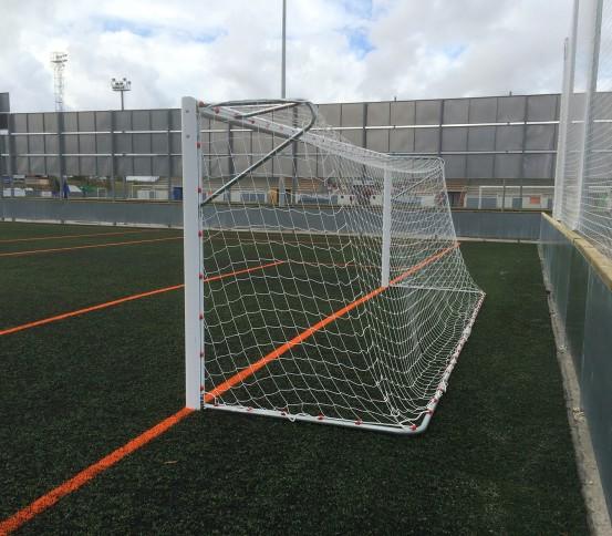 Porterías fútbol-7 Fijas - Fútbol 7 - Fútbol
