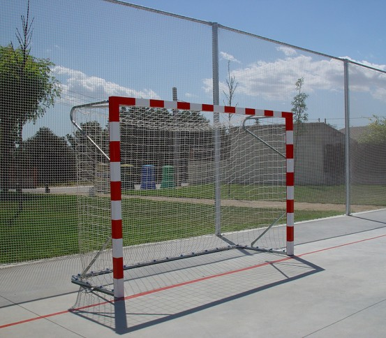 Porterías trasladables balonmano-fútbol sala - Porterías - Fútbol sala y Balonmano