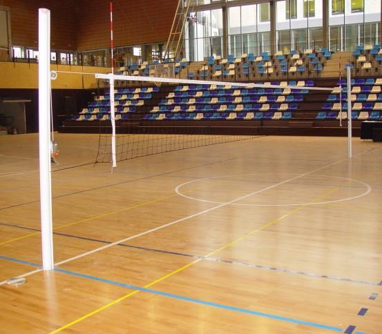 Postes Fijos de Voleibol - Voleibol - Otros deportes