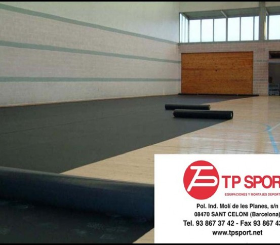 Protector Surface - Sports floors - Flooring