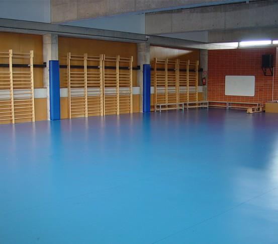PVC  - Sports floors - Flooring