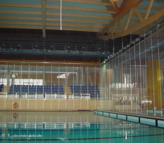 Motorised protection net - Nets - Other Equipment