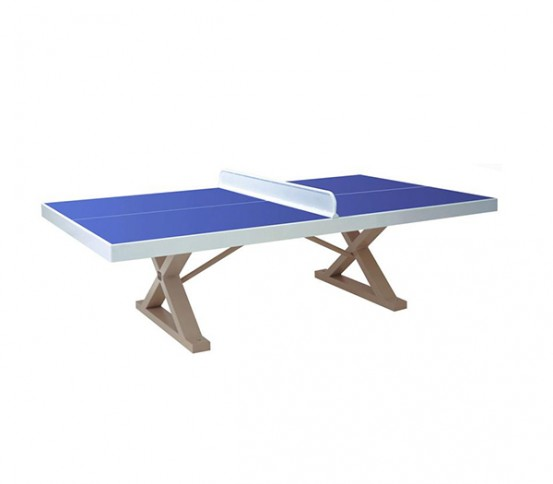 Anti-vandalism tennis table - Tennis table - Other Sports