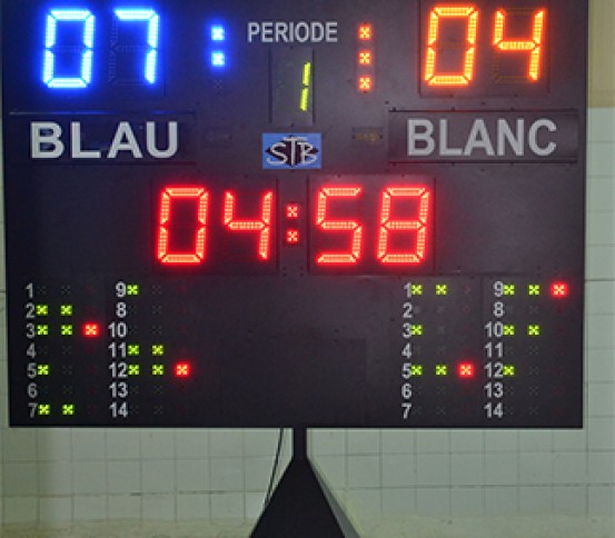 Waterpolo - Scoreboard - Other Equipment